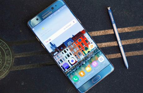 Samsung Galaxy Note 7 Geri Çağırılıyor