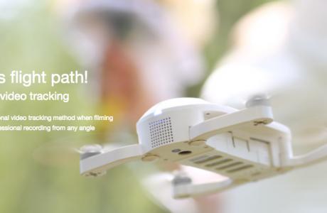 Selfi Drone Dobby Avrupa ve Amerika'da Satışa Çıkıyor