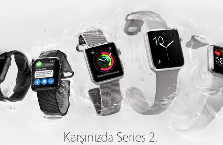 Apple Watch 2 Serisi ve Fiyatı