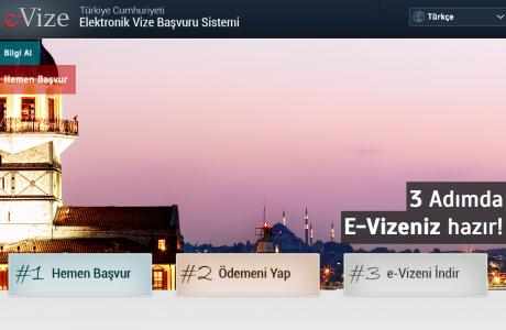 Elektronik Vize Sistemini 17,5 Milyon Yabancı Turist Kullandı, e-Vize Nedir?