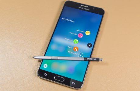 Samsung Note 7 Değiştirme Programı 25$ Hediye Çeki Verecek