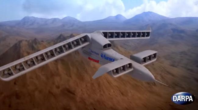 Uber, Dikey Kalkış Yapan Uçaklara Yatırım Yapıyor