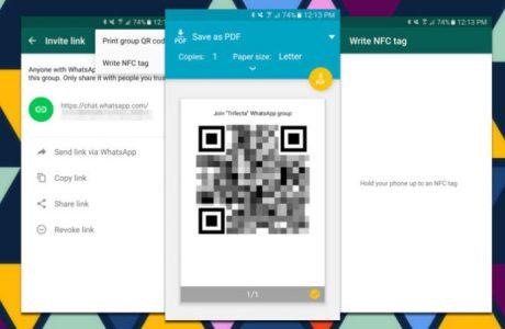 WhatsApp Link Üzerinden Gruba Davet Özelliğini Test Ediyor