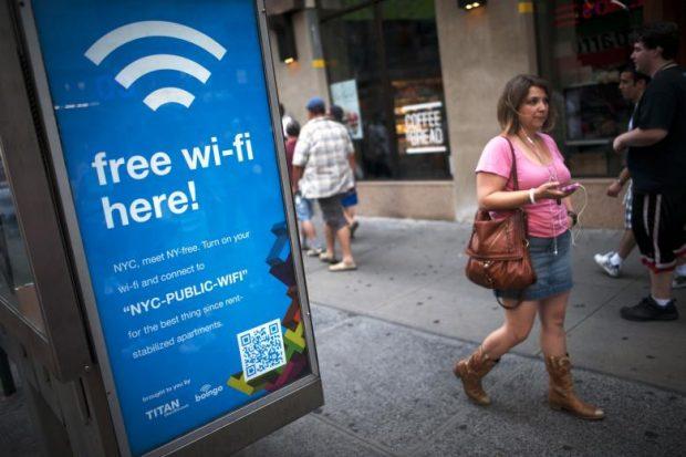 Google Station Ücretsiz Wi-Fi