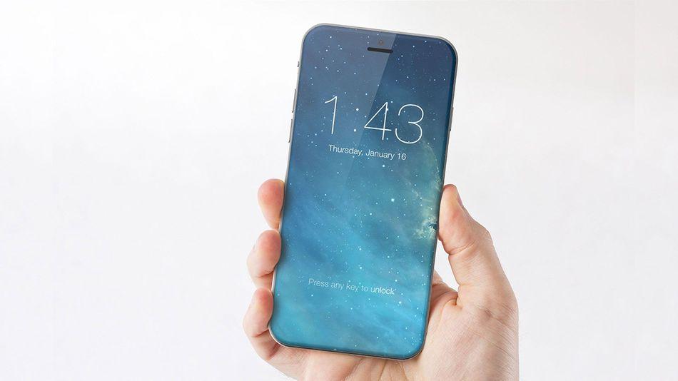iPhone 7'yi Unut, iPhone 8 Söylentisi Almış Yürümüş