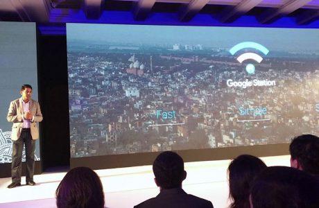 Google Station Ücretsiz Wi-Fi Hizmeti Başladı