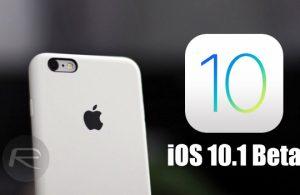 Geliştiriciler İçin iOS 10.1 Beta Yayınlandı!