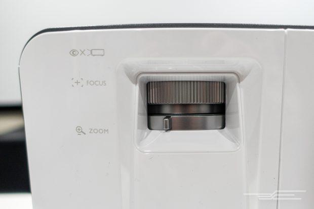 cheap projectors benq th670 zoom focus controls