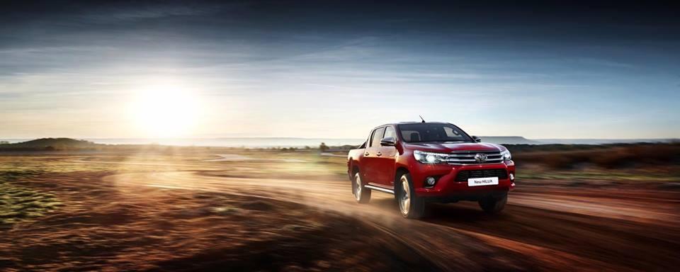 Toyota Hilux Otomatik Vitesli 4×2 Versiyonu Satışta