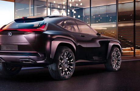 Lexus UX Konsept: Goodyear'dan Geleceğin Otomobil Lastiği