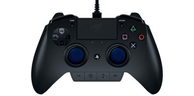 Razer Raiju ve Nacon Revolution Profesyonel PS4 Oyun Kolu