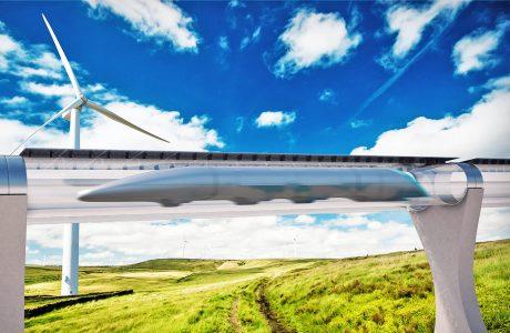 Hyperloop Fransa'da Yeni Tesis Açıyor, Teknoloji Avrupa'da Gelişecek