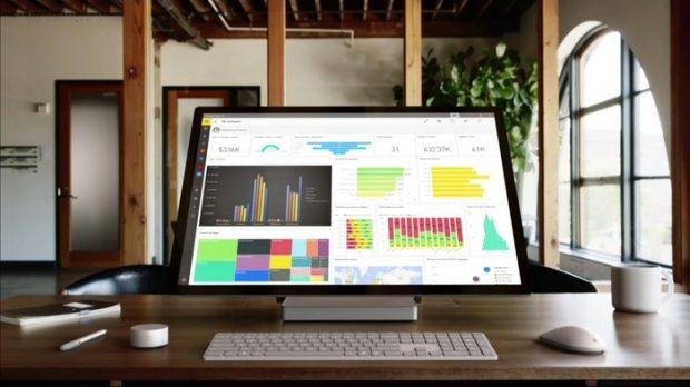 Yeni Microsoft Surface Studio özellikleri! iMac rakibi