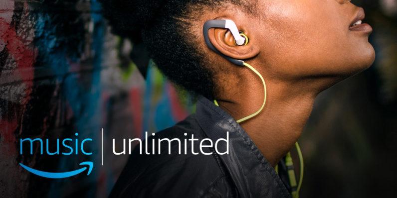 1 Ay Ücretsiz Amazon Music Unlimited'i Deneyin