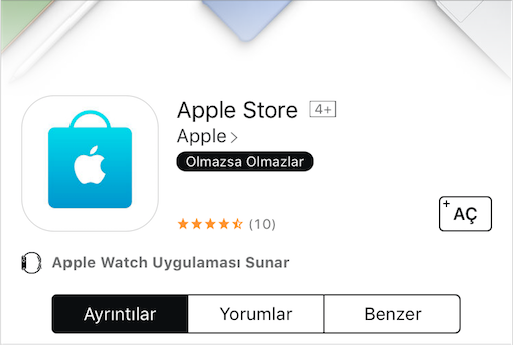 iPhone 7 Satın Almanın En Kolay Yolu, Yenilenen App Store