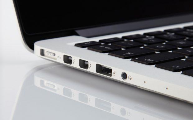 apple-macbook USB 3.0 ve MagSafe Portu Kalkıyor