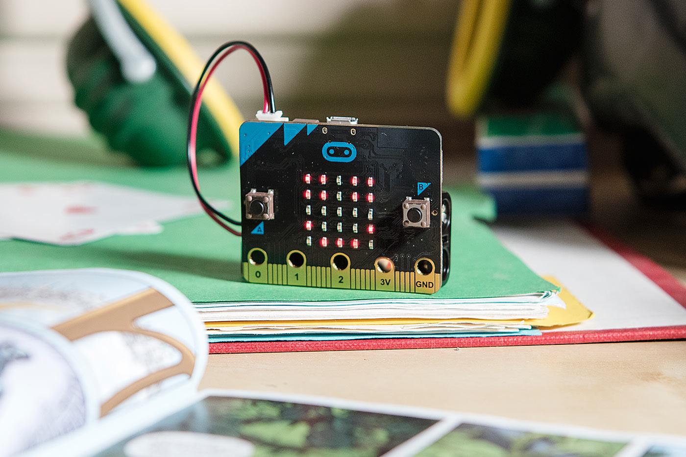BBC Micro:Bit Mini Bilgisayar Küreselleşiyor