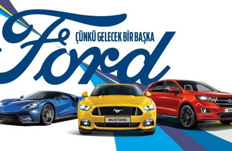 Ford Bir Başka, Yeni Modellerde Sloganda Bir Başka