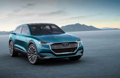 Audi E-Tron: Saf Elektrikli Araç Yapısının Ortak Adı