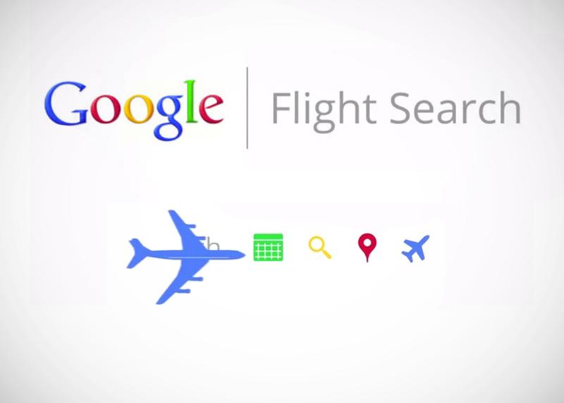 Google'dan Yeni Hizmet: Google Flight!