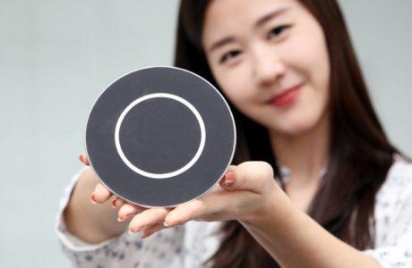 Yeni LG Kablosuz Şarj Pad: Dünyanın ilk 15W Hızlı Şarj Pad'i