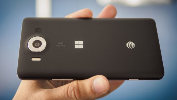Microsoft Windows 10 Mobile