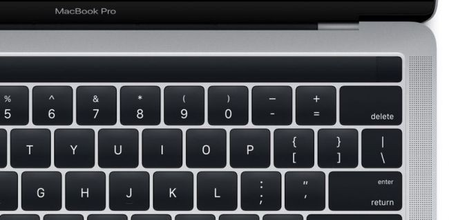 2016 MacBook Pro Oled Touch id