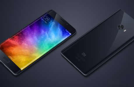 OLED Ekranlı ve Kavisli Xiaomi Mi Note 2 Karşımızda