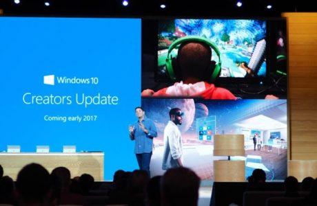 Microsoft Creators Update, Büyük Güncelleme 2017'de