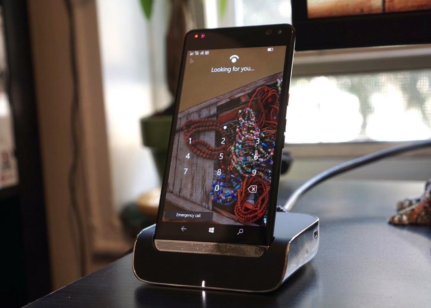 PC gibi Çalışan Windows Phone, HP Elite X3