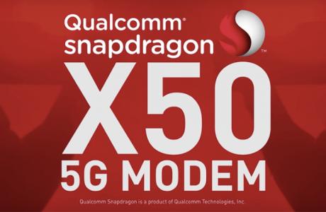 Qualcomm Snapdragon X50, 5G Cihazlar 2018'de Geliyor
