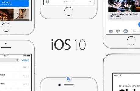 Kullandıkça Seveceğiniz Bazı iOS 10 Yenilikleri
