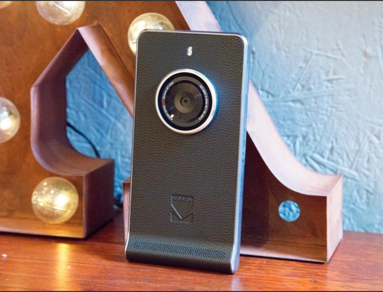 Kodak Ektra 2016, Kamera Odaklı Akıllı Telefon