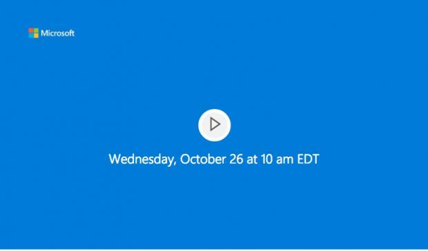 Microsoft Windows 10 Etkinliği Canlı Yayın