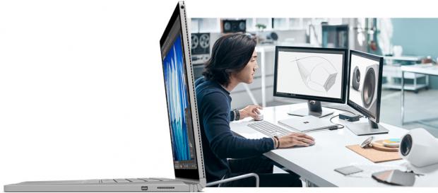 Laptop Tablet Melezi Microsoft Surface Book i7