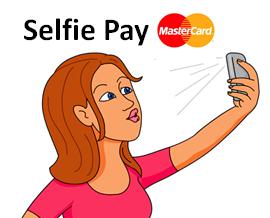 selfie-pay