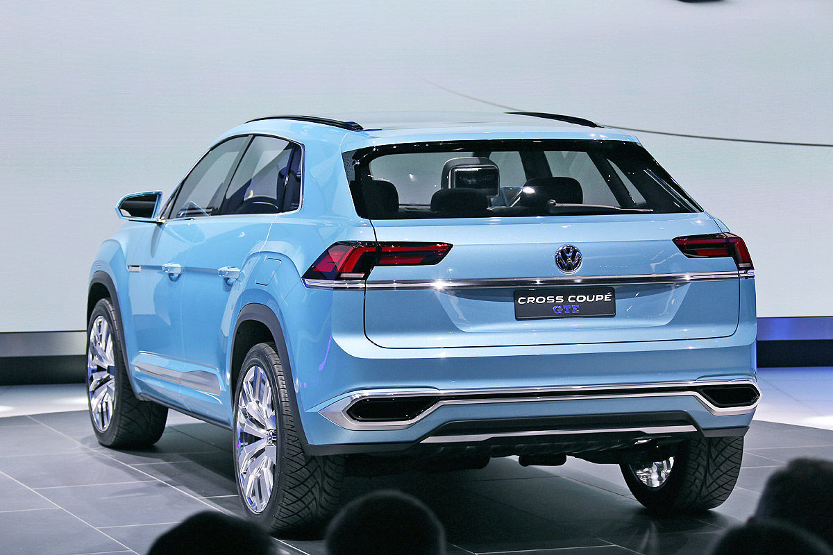 Vw Cross Coupe Gte Release Date >> Vw Bluecross Coupe | Autos Post