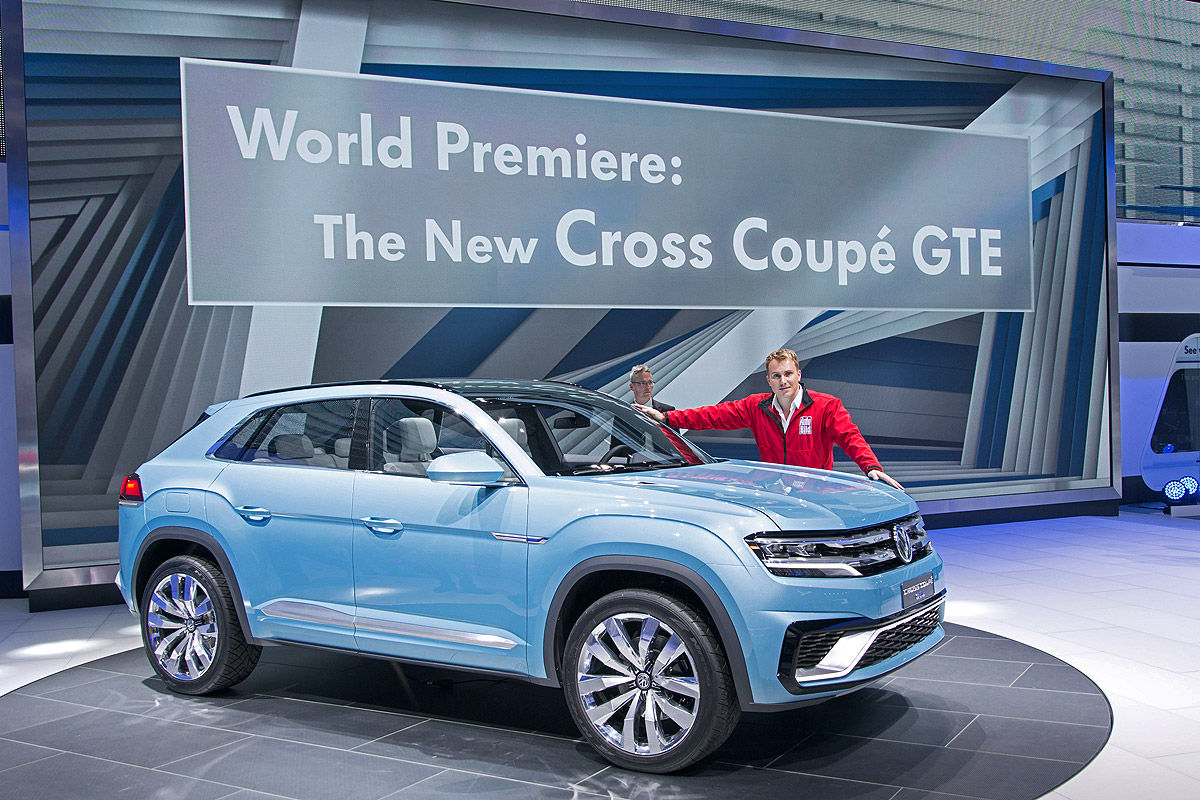Vw Cross Coupe Gte Release Date >> Vw Bluecross Suv | 2017, 2018, 2019 Ford Price, Release Date, Reviews