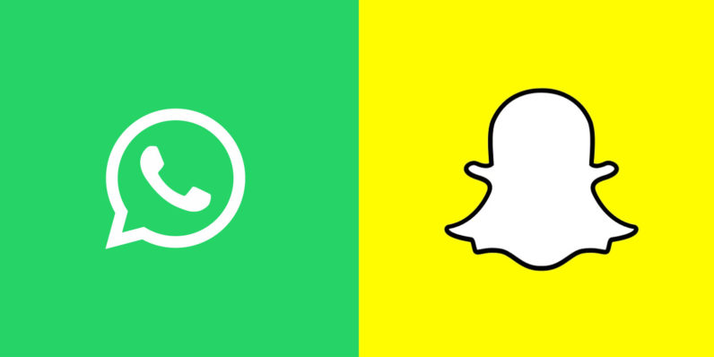WhatsApp Snapchat'in Sevilen Kamera Özelliklerini Alıyor