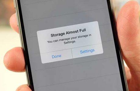 iPhone Yer Problemi Yaşayan Kullanıcılar; Bu Haber Sizin İçin!