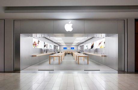 Apple Store'da Hırsızlık 13 Bin Dolarlık iPhone Çalındı.
