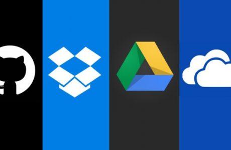 Google Drive, Microsoft OneDrive, Dropbox ve GitHub ' a Erişim Engeli !