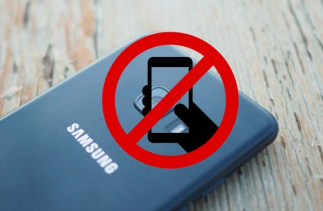 Galaxy Note 7 Tüm Uçuşlarda Yasaklandı