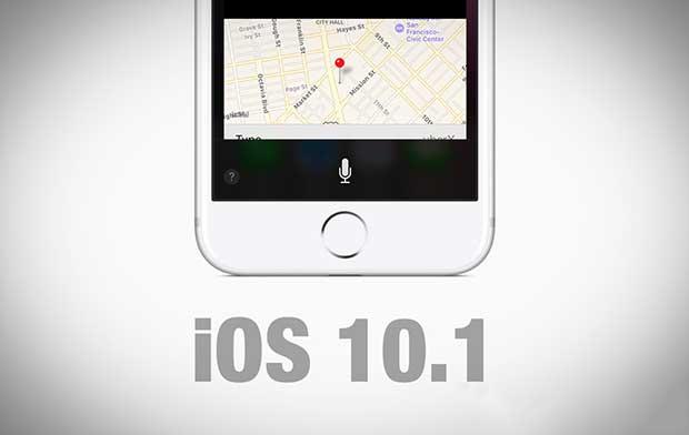 Apple, iPhone'lar İçin iOS 10.1 Güncellemesini Yayınladı