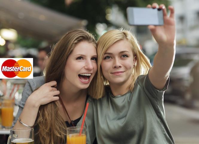 Mastercard Selfie Pay'i Avrupa'ya Getiriyor!