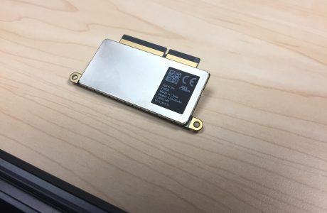Yeni Ucuz MacBook Pro'da Değiştirilebilir SSD Kullanılıyor