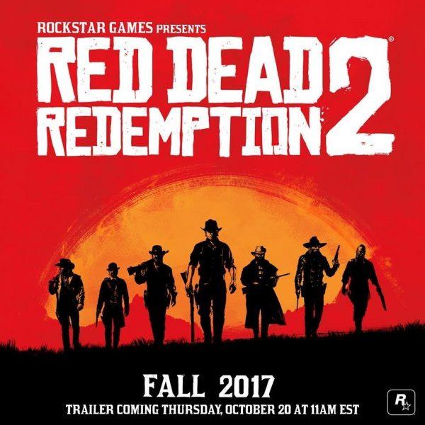 red dead redemption2 çıkış tarihi