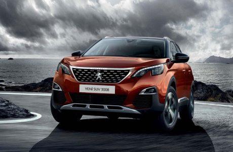 Yeni SUV Peugeot 3008 Fiyatları Belli Oldu