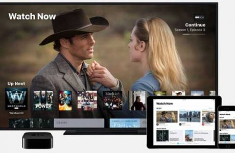"Apple'dan Yeni Uygulama ""TV"""