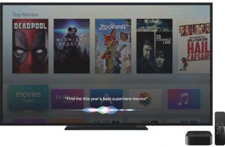 Apple TV için tvOS 10.0.1 Beta 4 Yayınlandı!